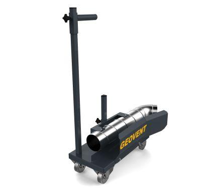 FBE height adjustable Hose Cart