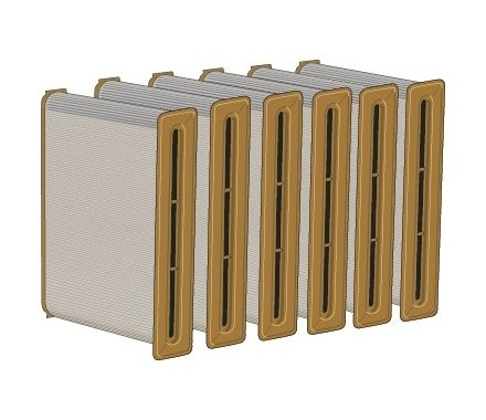Nederman FilterMax Filter PW-NS-75-10-6 Acc/W3