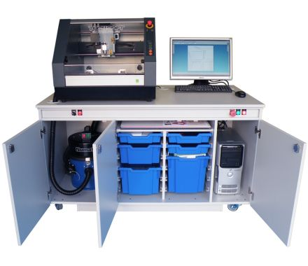 Roland RotoCAMM MDX-40AE CNC Router