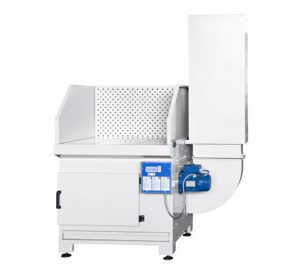 AES GCB Downdraft Fume Extraction Benches