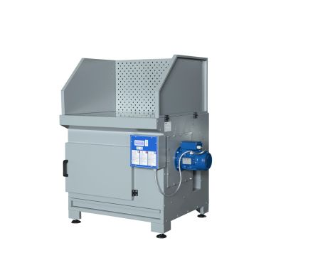 AES GDB Dust Extraction Bench