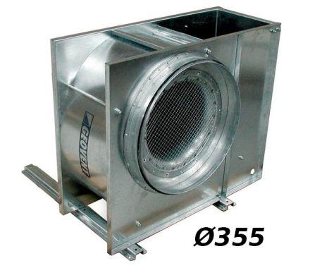 Geovent Ø355 LEF/MEF Centrifugal Fans