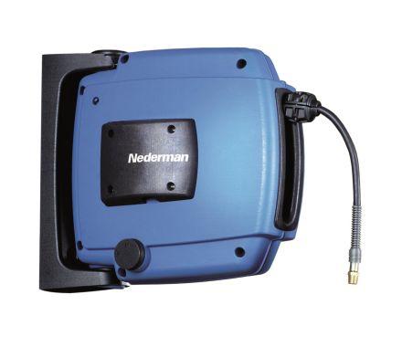Nederman H20 Compressed Air / Water Retractable Hose Reel