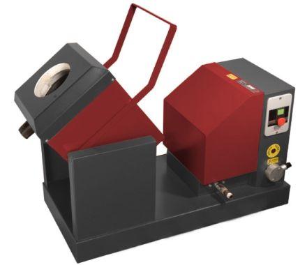 Automatic Melt Tilting Furnace