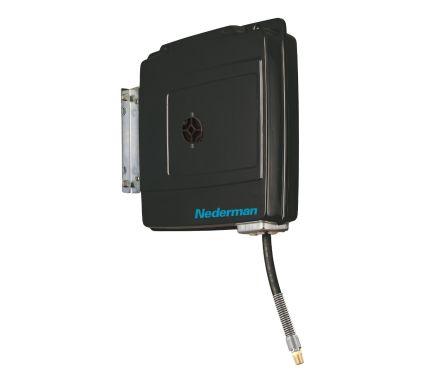 Nederman 883 Compressed Air / Water Retractable Industrial Hose Reel