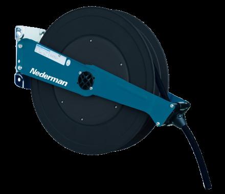 Nederman 888/889 Compressed Air / Water Retractable Industrial Hose Reel