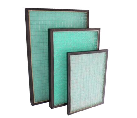 Filters for benchvent spray tan booths