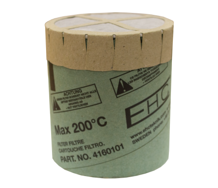 EHC P15 Replacement Filters Cartridge