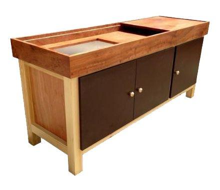 LDM Moulding Bench