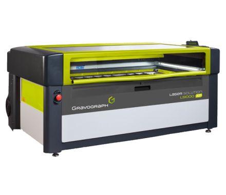 Gravograph LS1000XP Laser System
