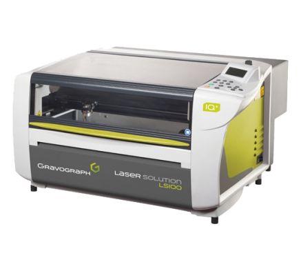Gravograph LS100 Laser System