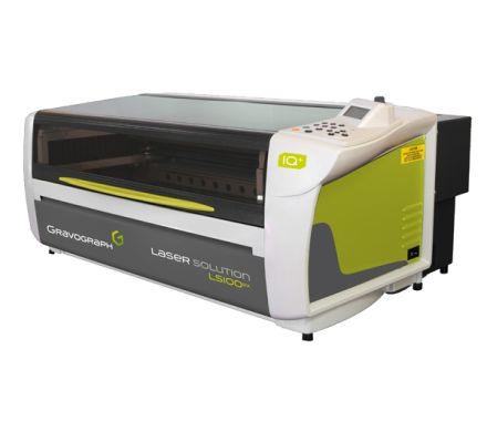 Gravograph LS100EX Laser System