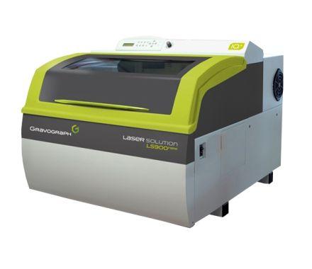 Gravograph LS900 Laser System