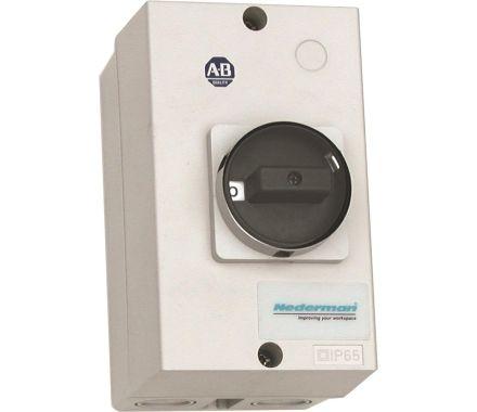 Manual Starter for Nederman N-Series, NCF & NOM Filters