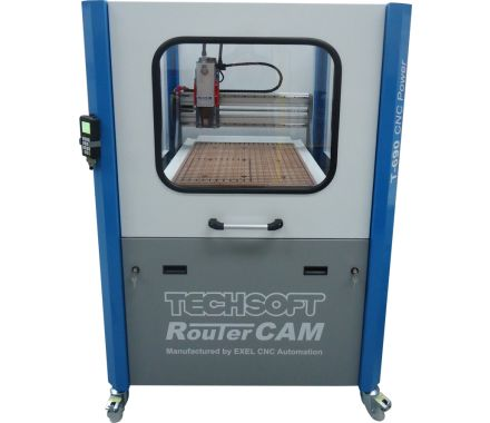 TechSoft RouterCAM 690