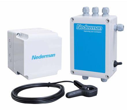Nederman Fan Contactor Autom 1~ 3,2-11,3A