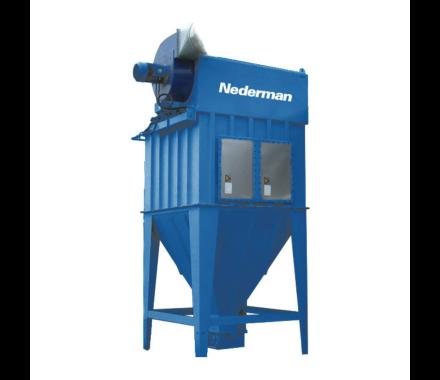 Nederman MJC Cartridge Dust Collector