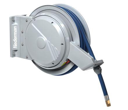 Nederman 884 Compressed Air, Water Hose Reel
