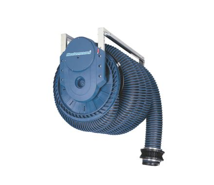 Nederman Exhaust Fume Hose Reel 865 (spring recoil) Ø75mm