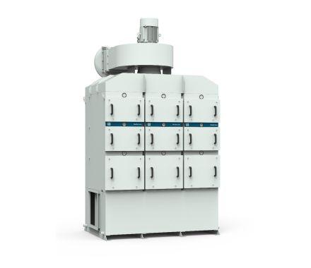 Nederman OMF 3x4000 SM FibreDrain® oil mist collector