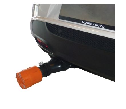 EHC P15 Portable Exhaust Fume Filter