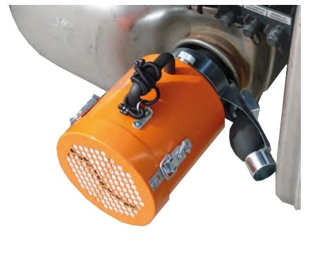 EHC Portable Filters - L20 - For HGV and Large Vehicles
