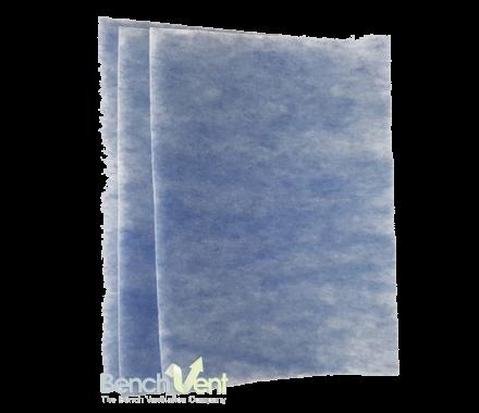BenchVent PRE335 Polyester Pre Filter (pack of 6) - BV3000 Nail Technician Desk