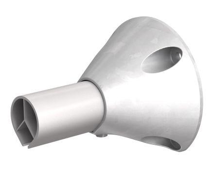 Complete bracket (L - 190mm) for Nederman 50/75/100 FX2 Arm