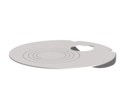 Ring Cover for Nederman FX2 50/75 Arm Roof Mount