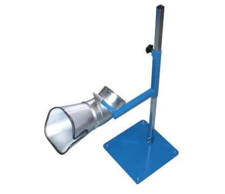 Nederman Nozzle on Floor Stand for Cars (with wheels)