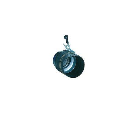 Nederman Round nozzle with swivel for heavy vehicles