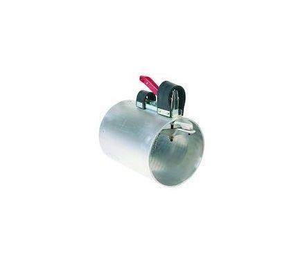 Nederman Metal Nozzle for Heavy Vehicles