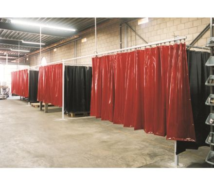 Nederman Protection Curtains