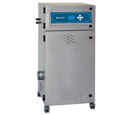 Purex 800i Digital Laser Fume Extraction System (3 Tier)