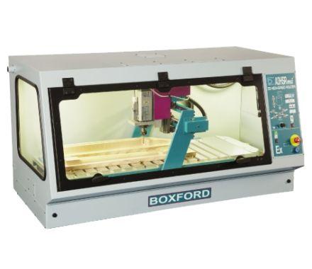 Boxford A3HSRMi2EX Bench Top Router