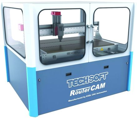 TechSoft RouterCAM 1290
