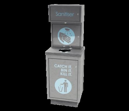 SDCU Hand Sanitiser Module