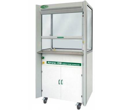 Airone1000DS Semi-Mobile Ducted Fume Cupboard