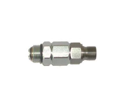 Swivelling coupling 3/8(m)-3/8(m)HP For Nederman Hose Reels