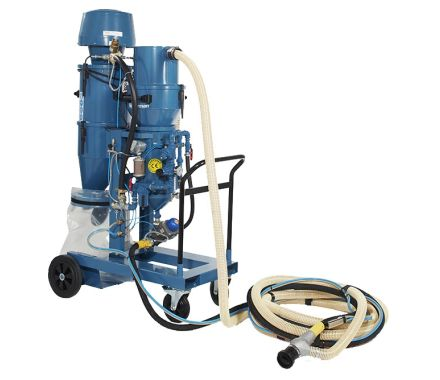 Nederman Vacuumblaster 418A/460A
