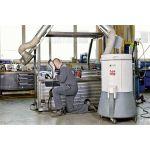 SRF K-10 extracting weld fume