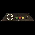 W100/150 Control Panel