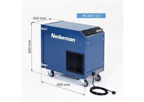 Nederman Fume Extractor 24/7 1.5