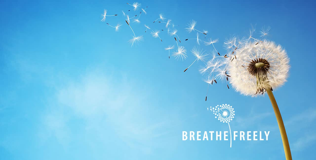 AES supports the breathe freely campaign