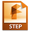Step File Icon