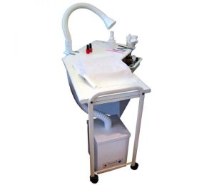 BenchVent BV-P200 Nail Salon Extraction System