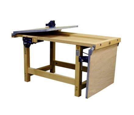 Emir - Dual Convertible Wood Metalwork Workbench 1291