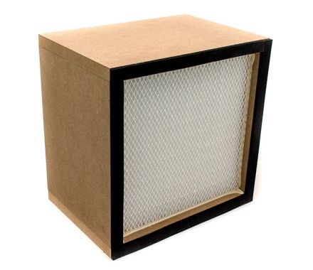 Replacement filter for Dustcontrol Aircube 400 HEPA Microfilter