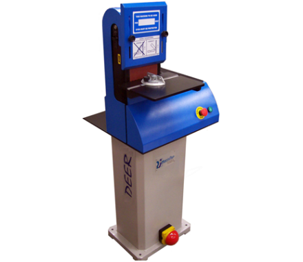 RJH Finishing Systems Deer Pedestal-mounted Bandfacer