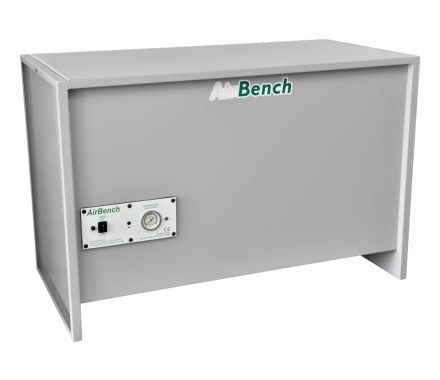 AirBench FP - Heavy Duty Downdraught Bench